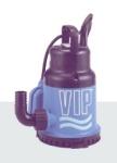 Electrobombas de Desagote Pluvial Serie VIP