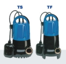 Electrobombas Sumergibles para Desagote Cloacal Serie TF